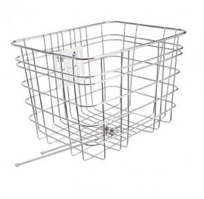 Electra Korb Wire Basket silver