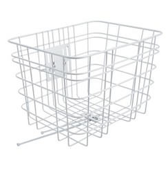Electra Korb Wire Basket white