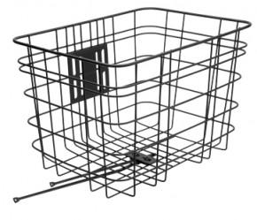Electra Korb Wire Basket black