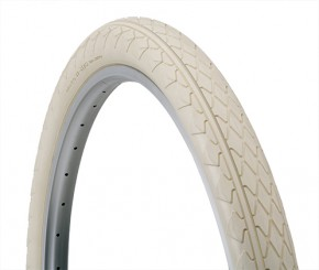 Electra Reifen Vintage Diamond Tire, Cream, 26x2.35""