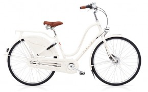 Electra Amsterdam Royal 8i ladies, white