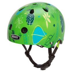 Nutcase Helm Baby Nutty Go Green Go