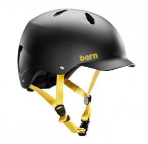 Bern Helm Bandito, mattschwarz