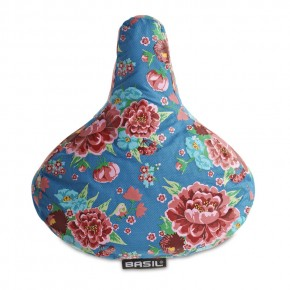 Sattelbezug Bloom Indigo Blue