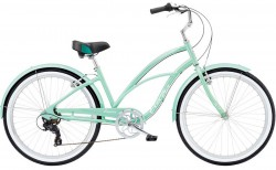 Electra Cruiser Lux 7D ladies, sea green