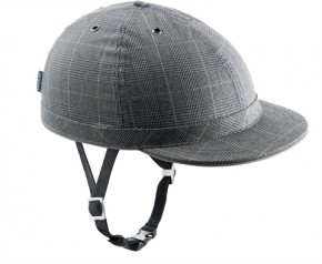 Yakkay Helm Überzug Cambridge Check -L-