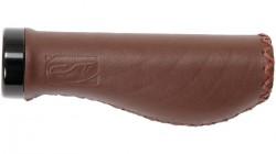 Griffe Contec Leder Ergo Exclusiv + gravy (dunkelbraun)