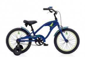 "Electra Kinderrad Cyclosaurus 16"" dark blue"
