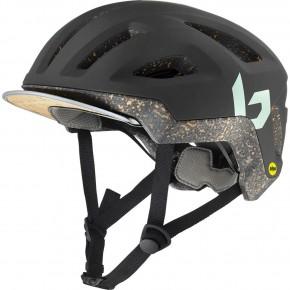 Bollé Eco React MIPS Helm, dark green matte