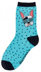 Electra Socken Women's 5 inch Frenchie