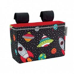 Electra Kids Handlebar Bag Ufo
