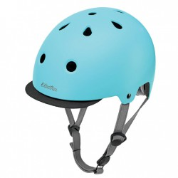 Electra Solid Color Helmet matte powder blue