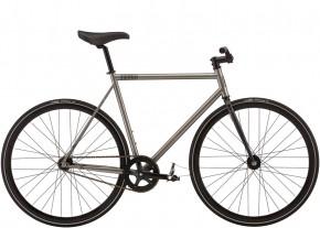 Felt Brougham matte metallic grey 61 cm