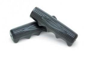 Classic Finger Groove Grips, black