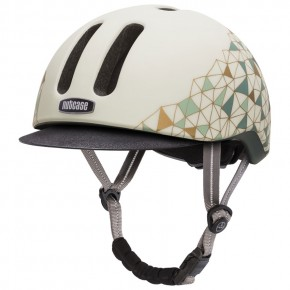 Helm Nutcase Metroride Geo Net