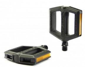 Kinderradpedal Griptape mit Reflektor