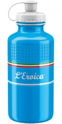 Trinkflasche Eroica Vintage hellblau