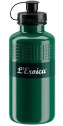 Trinkflasche Eroica Vintage grün