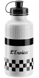 Trinkflasche Eroica Vintage weiß
