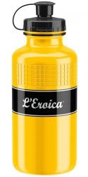 Trinkflasche Eroica Vintage gelb