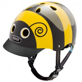 Nutcase Helm Little Nutty G3 Bumble Bee