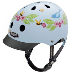 Nutcase Helm Little Nutty G3 Bluebirds and Bees