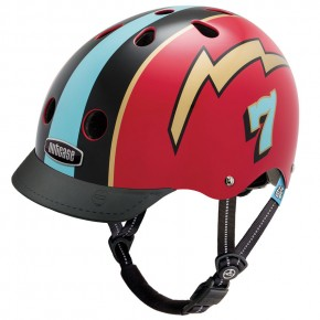 Nutcase Helm Little Nutty G3 Lucky 7