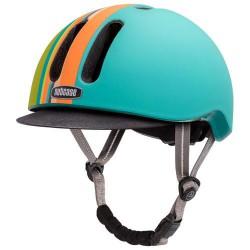 Helm Nutcase Metroride Deco Stripe