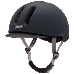 Helm Nutcase Metroride Black Tie Matte