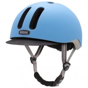 Helm Nutcase Metroride Spartan Blue (matt)