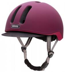 Helm Nutcase Metroride Garnet Matte