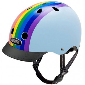 Nutcase Helm GEN3 Rainbow Sky