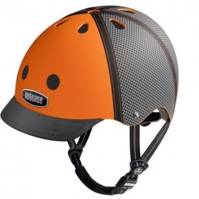 Nutcase Helm GEN3 Trucker Orange (Matte)