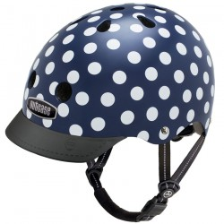 Nutcase Helm GEN3 Navy Dots