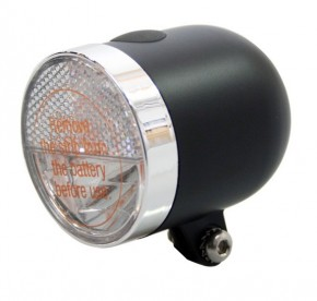 Nero LED Light, black