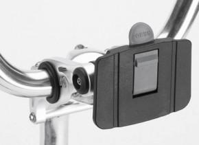 Electra Fahrradfrontkorb Quick Release, gelb