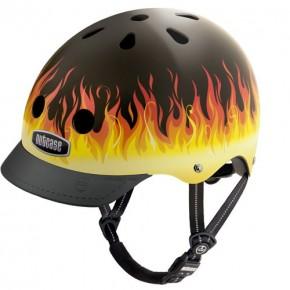Nutcase Helm GEN3 Fire