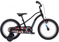 "Electra Kinderrad Sprocket 1 16"" boys, ninja black"