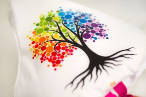 Sattelbezug Liix Tree of Dots