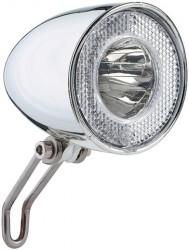 LED Scheinwerfer Retro Classic N chrom, Contec