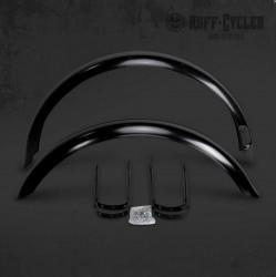 Schutzblechset Ruff Fenders 26´ schwarz