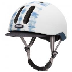 Helm Nutcase Metroride Shibori Stripe