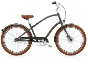 Electra Townie Balloon 3i EQ army grey men´s