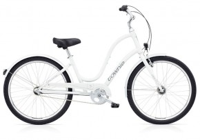 Electra Townie Original 3i EQ white ladies´