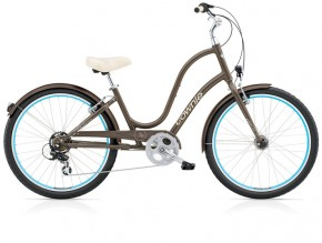 Electra Townie Original 7D EQ quartz grey ladies'