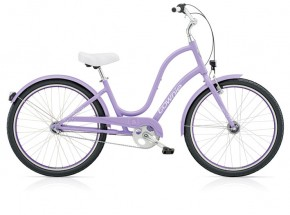 Electra Townie Original 3i EQ lilac ladies'