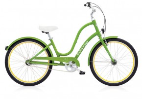Electra Townie Original 3i EQ leaf green ladies´
