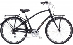 Electra Townie Commute 8D men´s, satin black