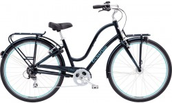 Electra Townie Commute 8D ladies, galaxy black