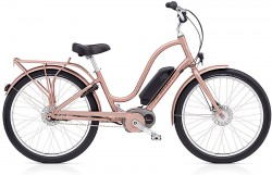 Electra Townie Go! 8i BOSCH rose gold ladies'